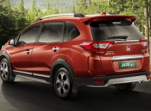 Honda BR-V Facelift 2019