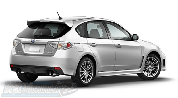 Mobil Subaru Impreza