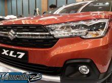 Meski Pandemi Suzuki Indonesia Kirim 2.694 Unit XL7 ke Luar Negeri