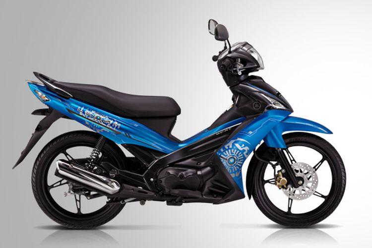 Yamaha Lexam, Bebek Matik yang Kini Jadi Barang Langka