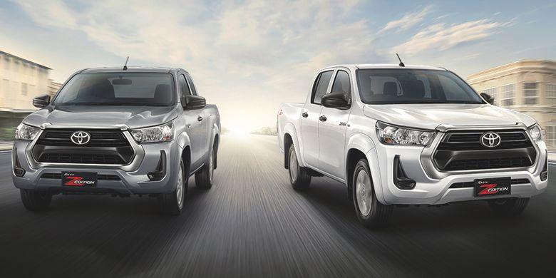 Begini Bocoran Fitur Toyota Hilux Facelift yang Meluncur Pekan Depan