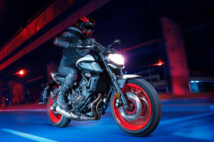 Yamaha Resmi Luncurkan Moge Naked MT-07 dan MT-09