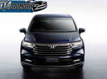 Lebih Canggih dan Mewah, Honda Siapkan Odyssey Baru