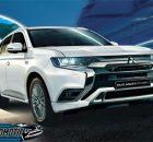 Penjualan Mitsubishi Outlander PHEV Tembus 260 Ribu Unit